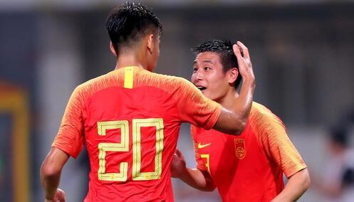 友谊赛-武磊抢点制胜黄紫昌首秀惊艳 中国1-0缅甸