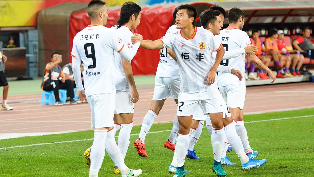 贵州2-0黑龙江升至第二
