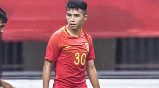 U17国足1-1泰国憾失四国赛冠军