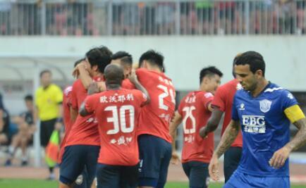 永昌4-3逆转陕西