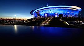 圣彼得堡体育场